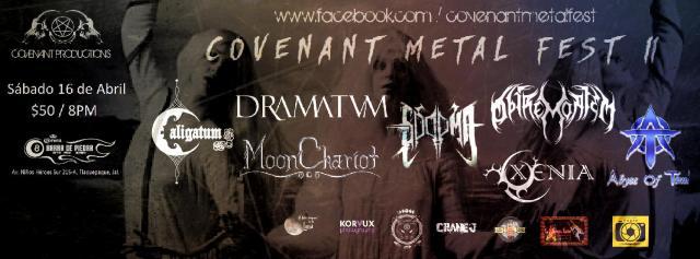 Covenant Metal Fest II