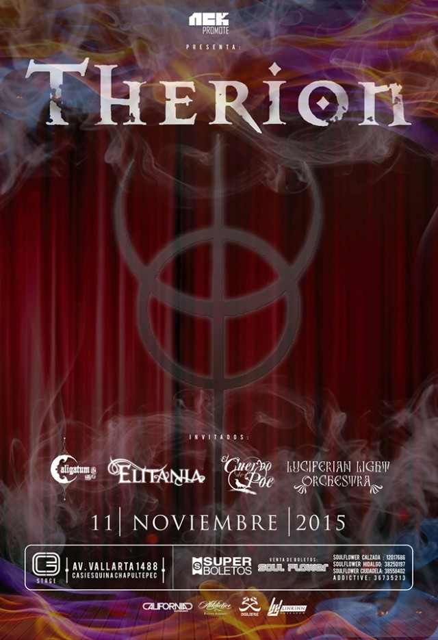 Flyer Therion
