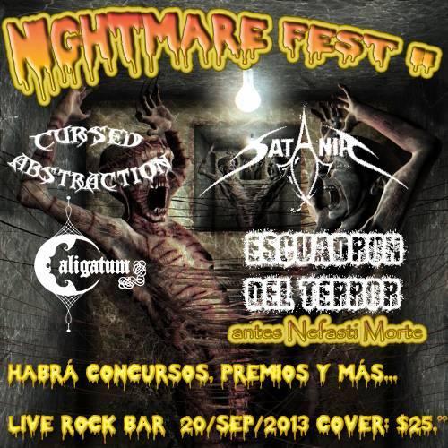 Nightmare Fest II